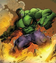 Mark Bagley - The Hulk