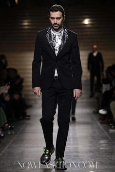 Frankie Morello Menswear Fall Winter 2013 Milan