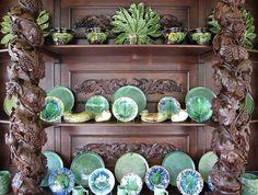 Artisans of Leisure - Slideshow - Bordalo Pinheiro ceramics, Portugal