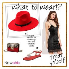 """""""Newchic 1"""" by zerina913 ❤ liked on Polyvore featuring newchic"""