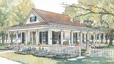 Bluffton - Coastal Living | Southern Living House Plans