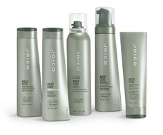Joico Body Luxe Thickening Shampoo and Thickening Conditioner  Joico's thickening hair-care products received good scores for their softening capabilities; These products also performed well in our consumer tests for volumizing, and several of our consumers noticed that they had fuller, bouncier hair after use. However, this set did not thicken hair shafts well in our lab, despite the volumizing properties that our testers perceived.