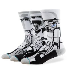 Trooper Socks! - Stance | Star Wars | Official Stance.com