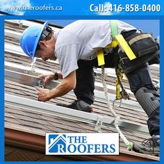 The roofers is a full-service roofing contractor .We specialize in Commercial and Residential roofing service. CALL US AT 416.858.0400 AND get the solution for your roof repairs. or visit on www.theroofers.ca