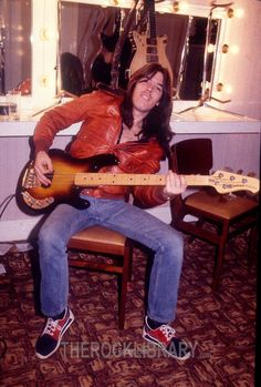 Cliff Williams Rock And Roll Bands, Rock N Roll, Hard Rock, Cliff Williams, Malcolm Young, Ac Dc Rock, Bon Scott, Angus Young, Famous Singers
