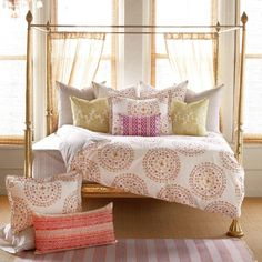 JR by John Robshaw Nikolo Bedding Collection #laylagrayce