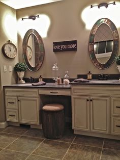 Like the wall color for bedroom or master bath