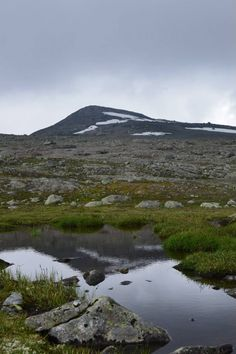 Shot in Jotunheimen, Norway. Went on a three day hike around here, unforgiving but seriously beautiful. This is my favourite photo from the trip