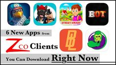 Grab some new #games for the weekend & check out #mobile business #apps from our clients!