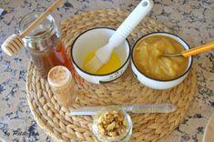 Pastéis de maçã e nozes Portuguese Desserts, Portuguese Recipes, Cheese Pancakes, Pound Cake Recipes, Strudel, Dessert Recipes, Banana, Healthy Recipes, Sweet