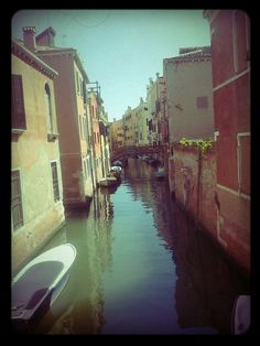 Summer time in Venice