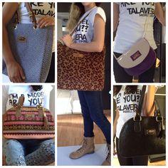 Nuevas bolsas #BocaRepublic en #TalaveraModelsSchool www.facebook.com/talaveramodels