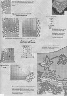 centro tavolo farfalla | Hobby lavori femminili - ricamo - uncinetto - maglia
