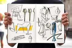 Sketches book | Guillaume Allemon