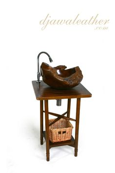 Ghanzi Folding Square Table Base is one unique piece of to adore in the bathroom. Photo courtesy of Djawaleather, Indonesian Classic Colonial Furniture. Furniture Board, Colonial Furniture, Square Tables, Base, Home Decor, Decoration Home, Room Decor, Home Interior Design, Home Decoration