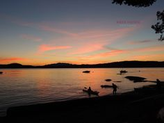 Halfmoon Bay, BC. I can never get tired of photographing these sunsets!
