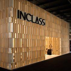 Stand INCLASS Salone Internazionale del Movile 2011. Milan