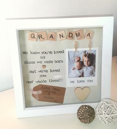 Diy Gifts Grandma Birthday Quotes For Nana