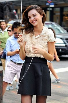 She's so cute!!