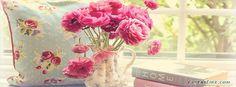 Floral Facebook Timeline Cover