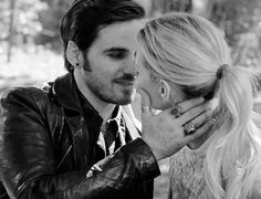 """captainswanouat: """" #eskimo kisses (◠‿◠✿) (requested by @i-know-how-you-kiss) """" OMG THE CUTENESSS????"""