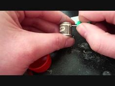 How To Make Miniature Dollhouse Paint Cans