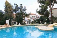 Apartamentos La Racona - Dénia - Alicante | Hotelopia Alicante, Outdoor Decor, Home Decor, Apartments, Interior Design, Home Interior Design, Home Decoration, Decoration Home, Interior Decorating