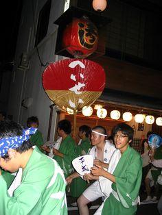 awa odori oban matsuri tokushima shikoku 2006 japan awa dance natsu cooking school heisai