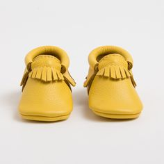 Golden Rod - Limited Edition Moccasins. LOVE