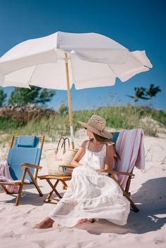 We've completely fallen in love with Harbour Island, and especially with this beach right here - Julia Engel (Gal Meets Glam) ( Gal Meets Glam, Pink Sand Beach, Beach Day, Castaner Espadrilles, Trendy Swimwear, Bikini Swimwear, Swimsuits, Bikinis, Am Meer