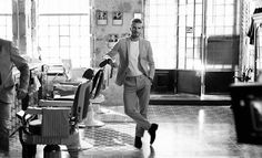 David Beckhams Modern Essentials for H&M Go Live