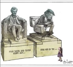 GOP~the PARTY of LINCOLN~ THIS, NOW ~