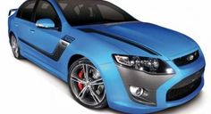 2016 Ford Falcon XR8 and XR6 Turbo