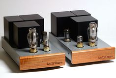 Tube/Solid State Amplifiers and Speakers