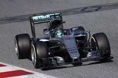 2016年 F1バルセロナテスト 1日目