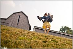 Fun engagement sessions