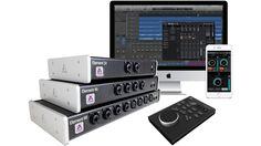 Apogee Element 24, 46 & 88: Thunderbolt Audio Interfaces mit Fernsteuerung - http://www.delamar.de/musik-equipment/apogee-element-24-46-88-35340/?utm_source=Pinterest&utm_medium=post-id%2B35340&utm_campaign=autopost