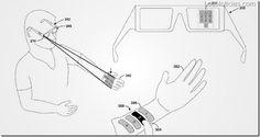 Google quiere controlar Project Glass con un rayo láser - http://www.leanoticias.com/2013/01/19/google-quiere-controlar-project-glass-con-un-rayo-laser/