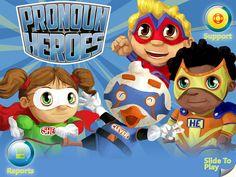 The name Pronouns H