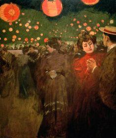 Ramon Casas i Carbó (1866-1932) was a Catalan Spanish artist.