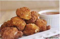 Fried Mac & Cheese recipe on I Heart Nap Time