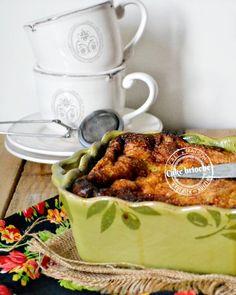 Cake brioché - Recette du cake façon brioche perdue aux pommes, raisins et amandes pour un gôuter moelleux et réconfortant   Kaderick en Kuizinn