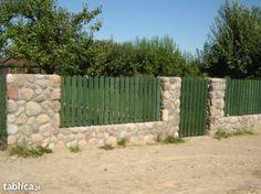 usługi kamieniarskie z kamienia polnego, podjazdy, ogrodzenia, grile, Łosice - image 6