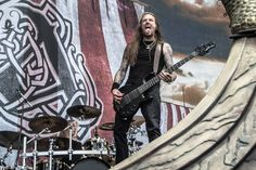 Amon Amarth at Mayhem Festival