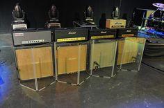 Joe Bonamassa live rig. Photo: Charlie Daughtry