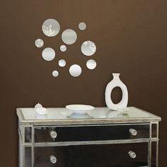 espejos redondos para decorar en casa hogar decoracin y diseo