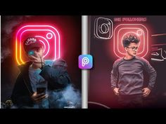 picsart tutorial - YouTube Best Hd Background, Love Background Images, Creative Background, Portrait Background, Editing Background, Video Editing, Photo Editing, Neon Png, Flying Elephant