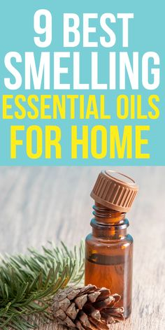 Best smelling essential oils you should probably try! That's especially good for beginners who are interested in aromatherapy!