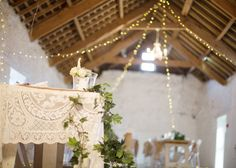 North Devon Wedding - The Old Barn in Clovelly. Complete DIY barn wedding venue. Find more information: http://www.northdevonwedding.com/old-barn.ashx