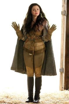 Inside The Magical Wardrobe: The Best Costumes Of Once Upon A Time Once Upon A Time Season 2 Pictures & Character Photos - ABC.com